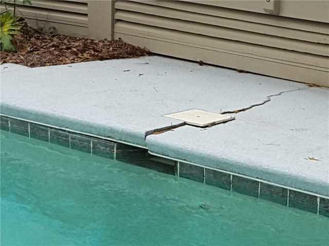 Concrete Lifting in Hilton Head, SC Fixes Tripping Hazard Around Pool