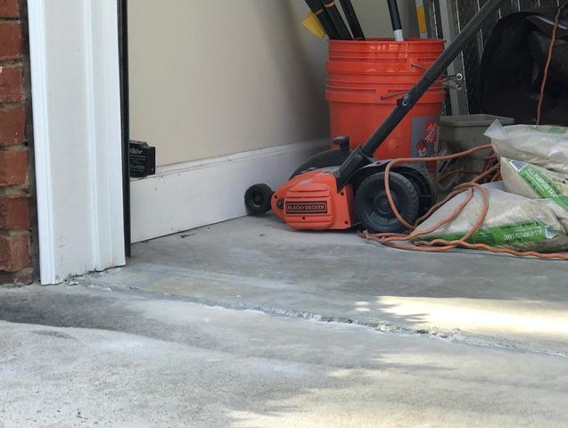 Concrete Repair in Savannah, GA