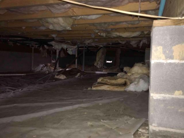 Sagging Floor Repair in Saint Helena Island, SC