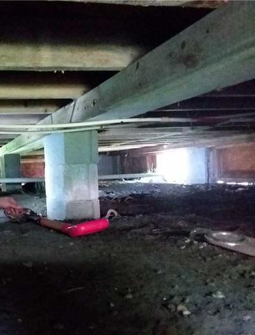 Sagging Floors Reinforced in Pineland, SC