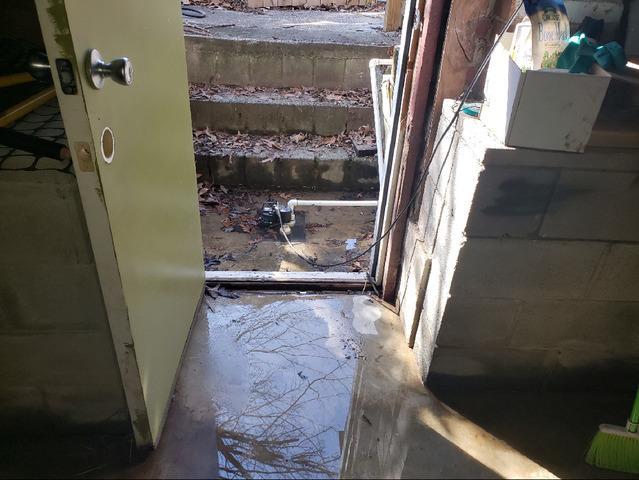 Wet Basement Fixed in Columbus, GA