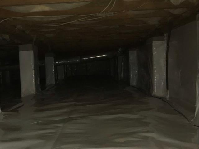 Crawlspace Encapsulation in Moncks Corner, SC