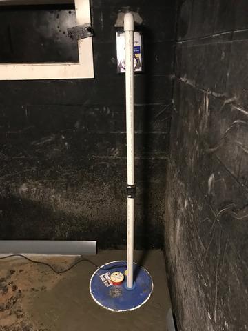 Waterproofing System installed in Ludowici, GA