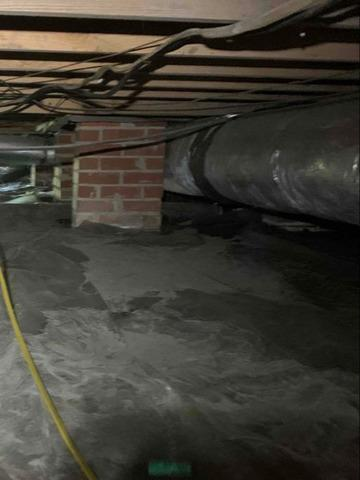 Bouncy Floors Stabilized in Varnville, SC