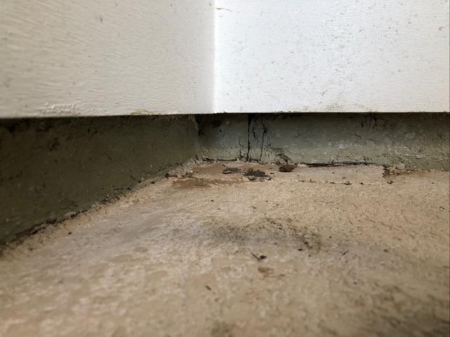 Concrete Slab Lifted in Saint Helena Island, SC