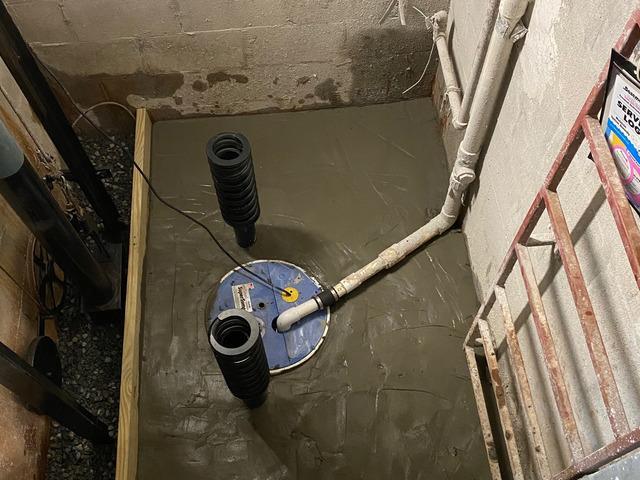 Waterproofed Elevator Shaft in Bluffton, SC