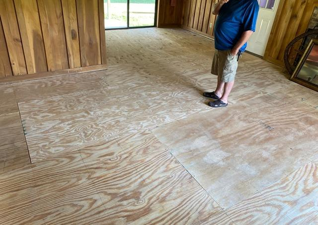 Sagging Floors in Butler, GA