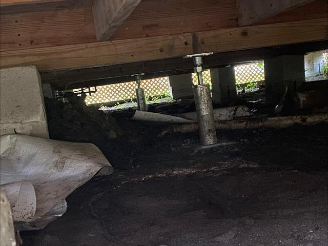 Settling Foundation Fixed in Brunswick, GA