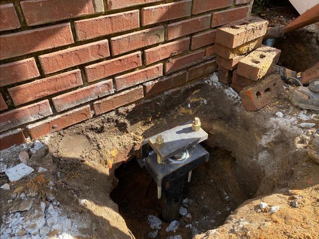 Foundation Supported in Statesboro, GA