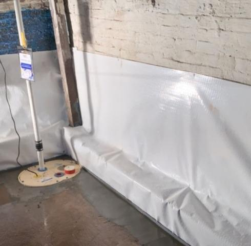 Basement Waterproofing in Barnesville, GA