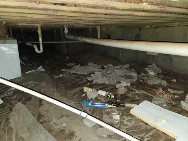 Encapsulation Transforms Crawlspace in Saint Simons Island, GA