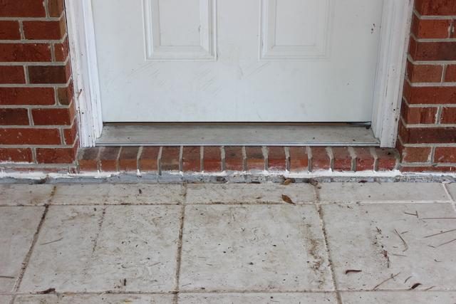 PolyLEVEL used for Sinking Front Porch in Statesboro, GA
