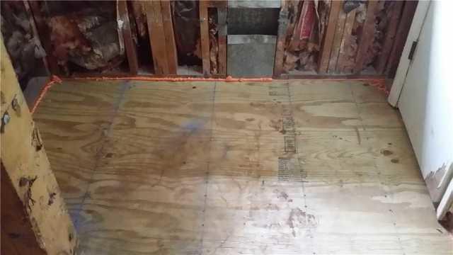 Bathroom Sub-floor Repair in Kathleen, GA
