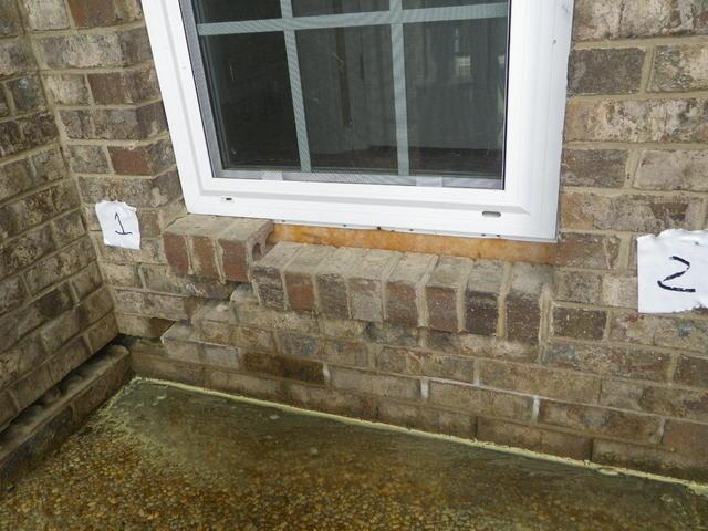 Foundation Repair-Settling in Irwinton, GA