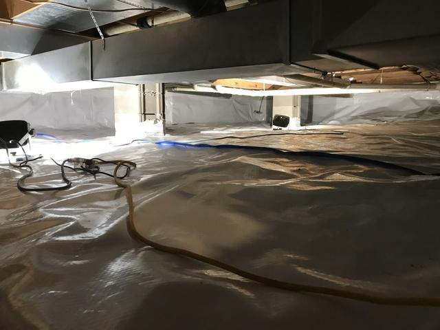 Crawlspace Encapsulation in Aitkin, MN