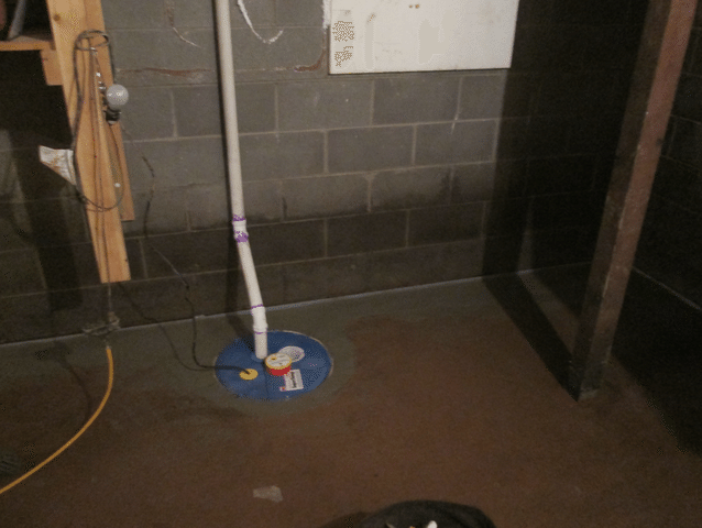 Prep Wet Basement For Sale in Stone Lake, WI