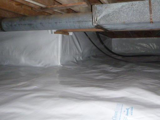Rennselaer Crawlspace Transformation Rennselaer, IN - After Photo