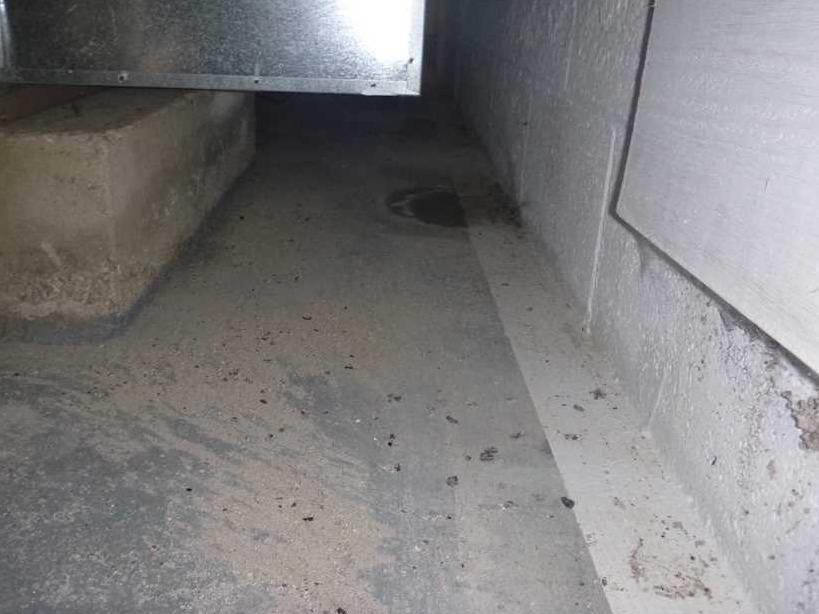Wabash Waterproofing Project - Before Photo