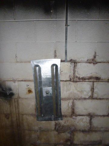 Leaking & Bowing Wall in Wheatfield IN