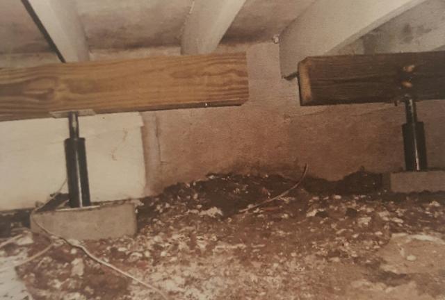 Rotting Floor Beams in Valparaiso, IN