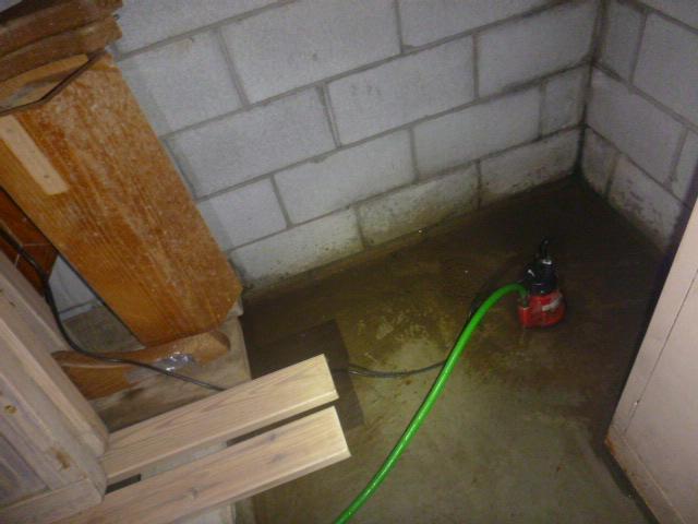 Hydrostatic Pressure in Three Oaks, Michigan