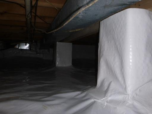 Lowell Cleanspace Encapsulation - After Photo