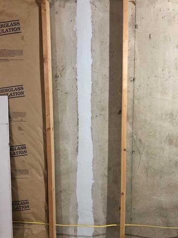 Rolling Prairie Epoxy Crack Injection