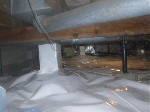 Cedar Lake Crawlspace Transformation