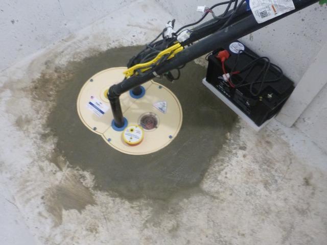 Triplesafe Sump system installed in Port Colborne