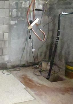 New Sump Install in Dundas, Ontario