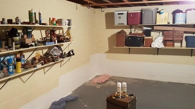 Waterproofing a block basement in Stoney Creek, ON