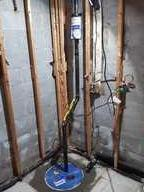 New Sump Pump System in Stoney Creek