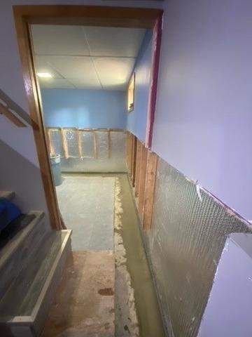 Interior waterproofing in St. Catharines, ON