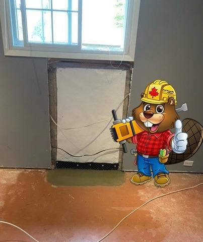 Wall Crack repair in Welland, On