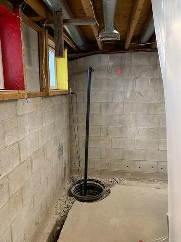 Interior Waterproofing in Georgetown, ON