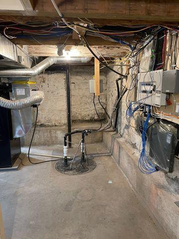 Basement Waterproofing in Erin, ON