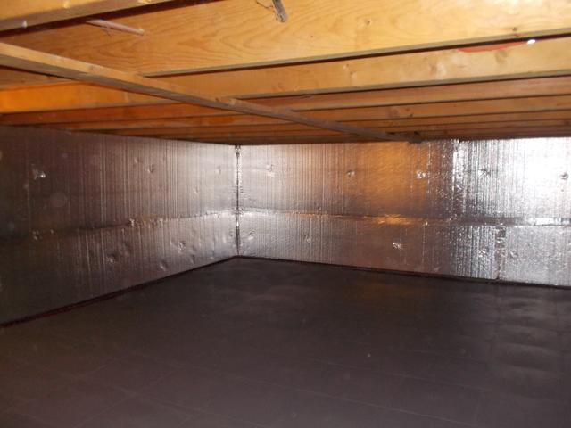 Total Basement Clean Up in Simcoe - After Photo