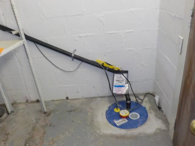 SuperSump Installation in St. Catharines - After Photo