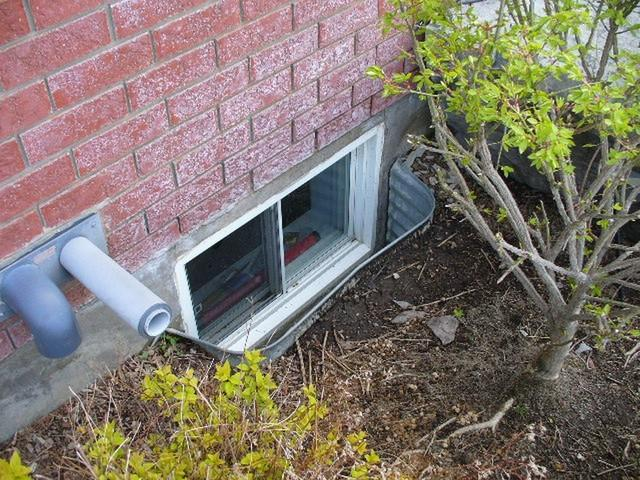Sunhouse Basement Window Enclosure in Georgetown, ONT