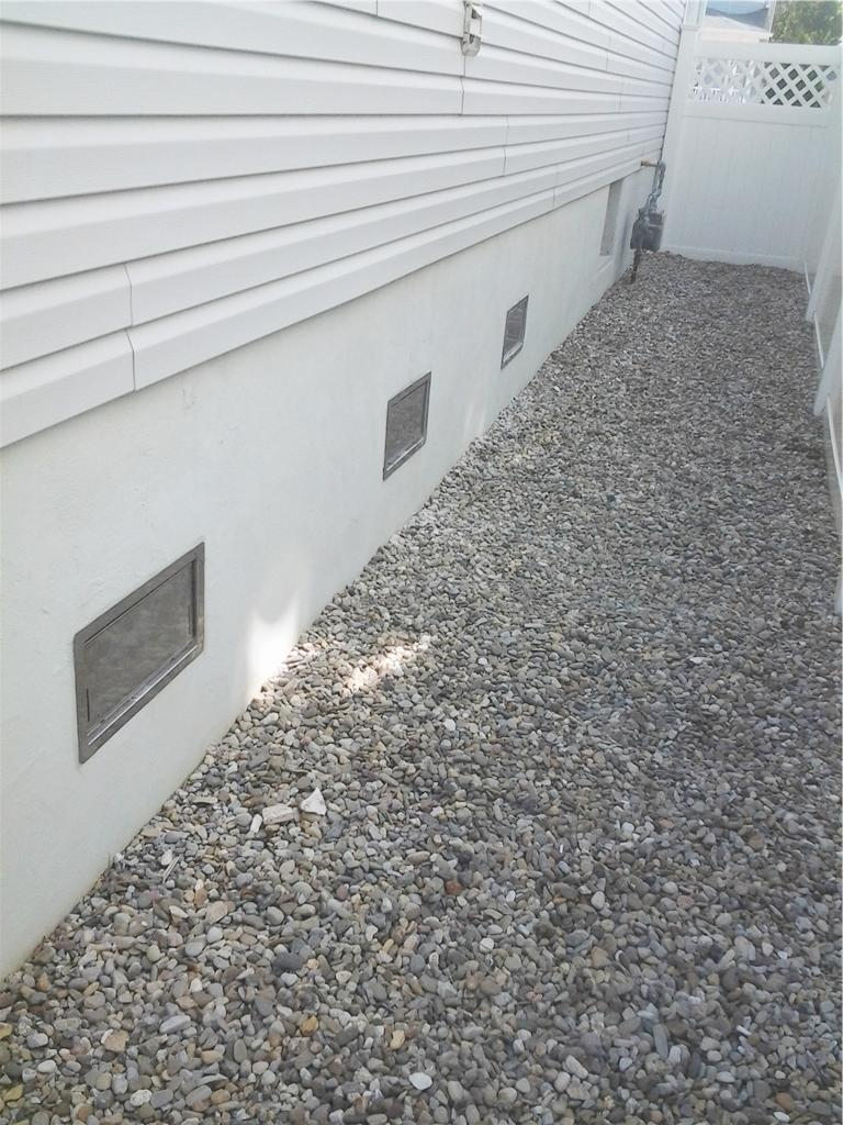 Crawlspace Vent Covers Installed in Lavallette, NJ - After Photo