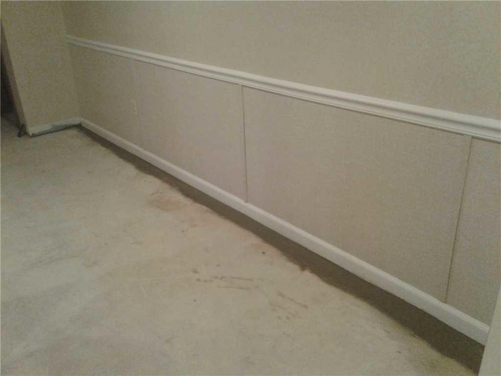 Damaged Drywall Replaced in Somerville, NJ - After Photo