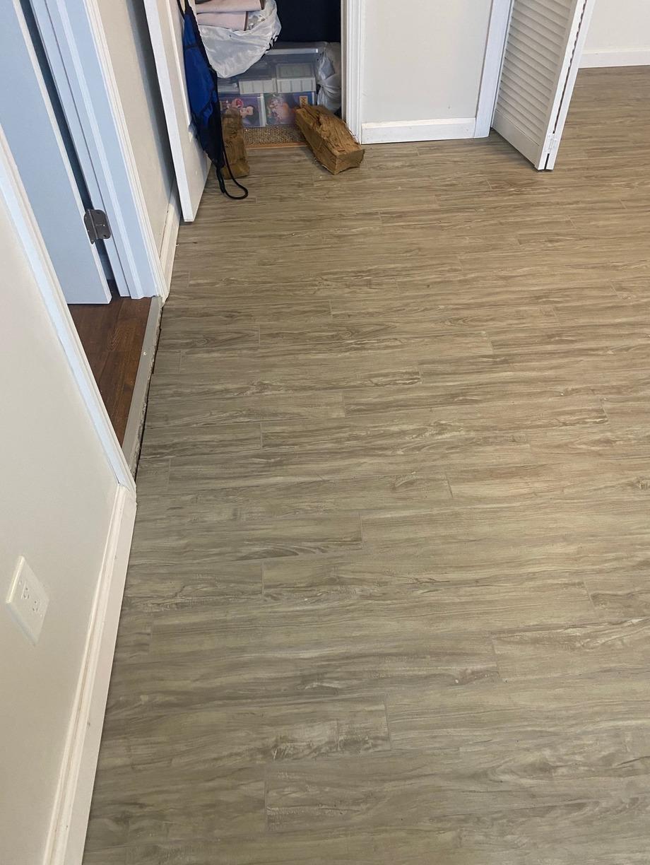 New Waterproof Flooring in Delran, NJ - After Photo