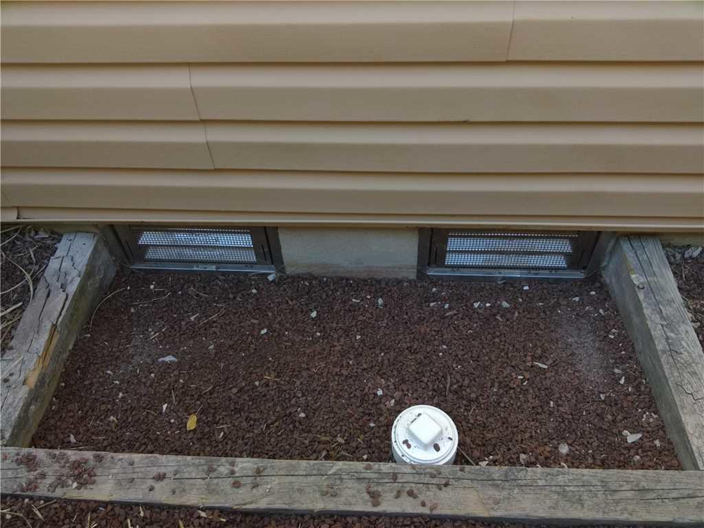 Smart Vent Flood Vent Installed in Seaside Heights, NJ - After Photo