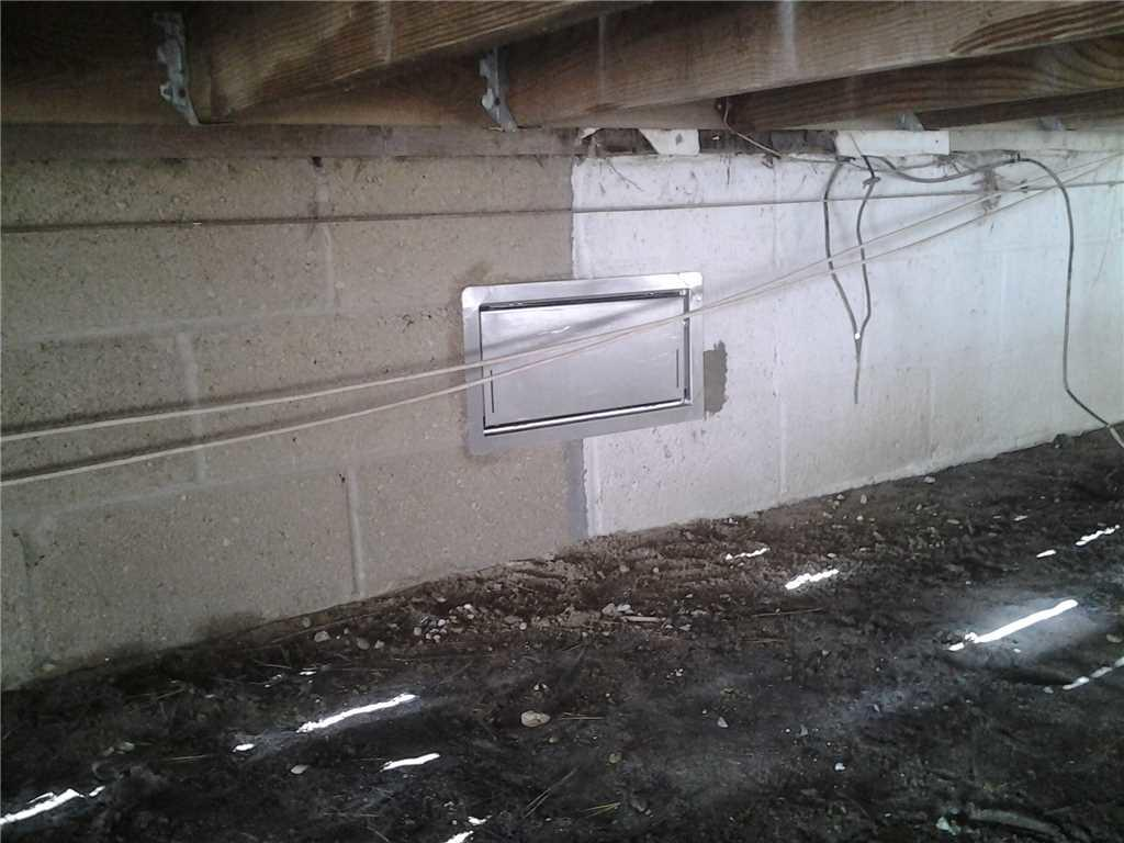 Crawl Space Vents Protect Manasquan, NJ Home - After Photo