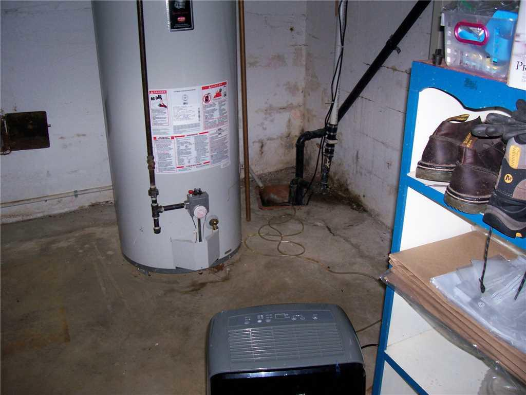 Reliable Sump Pump Installed in Maple Shade, NJ - Before Photo