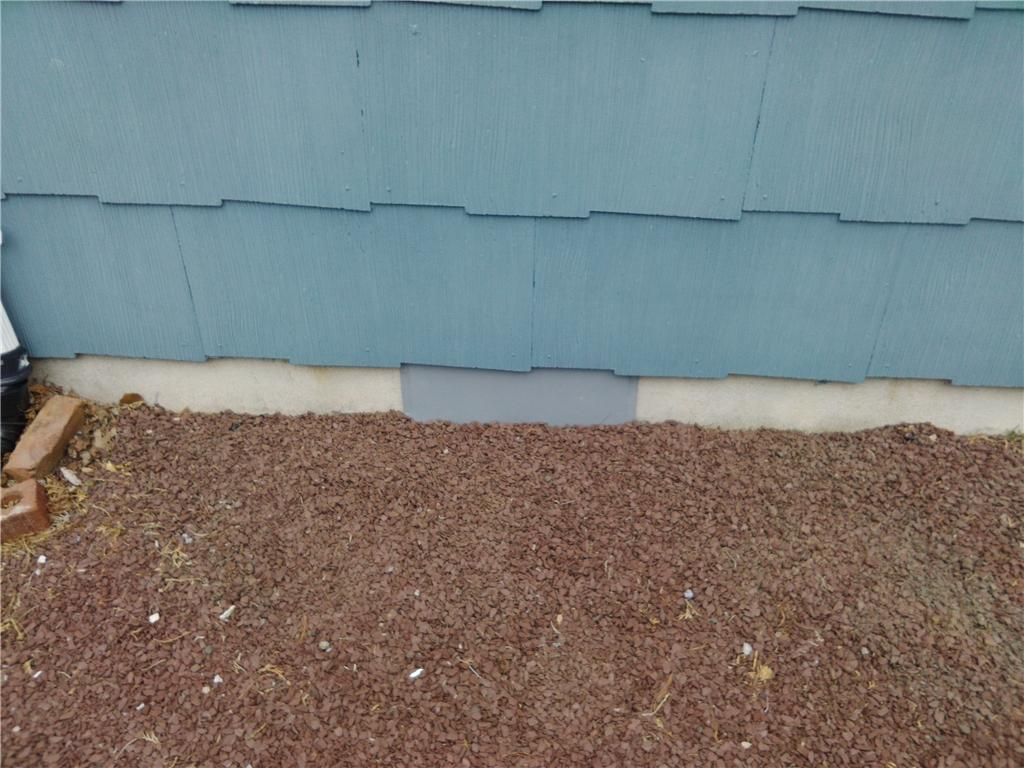 Installing an Airtight Crawl Space Vent Cover in Ocean County, NJ - After Photo