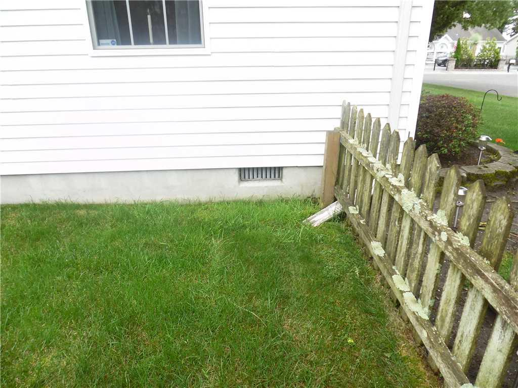 Crawl Space Vent Covers Installed in Little Egg Harbor, NJ - Before Photo
