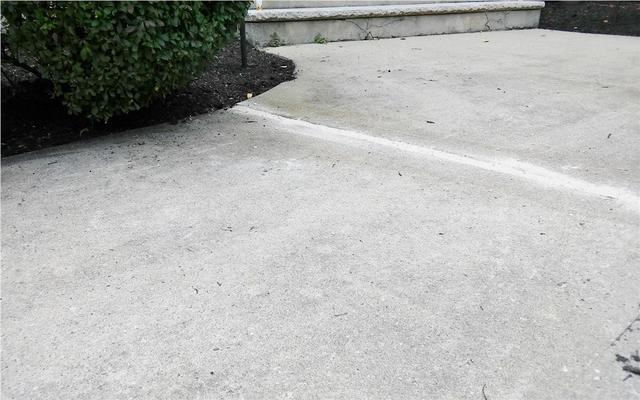 Jackson, NJ Concrete Walkway is Fixed