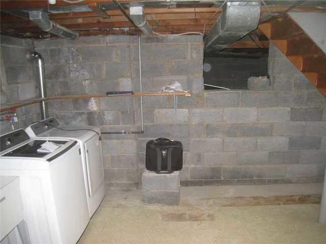 Basement gets Waterproof BrightWall Installed in Harrington Park, NJ