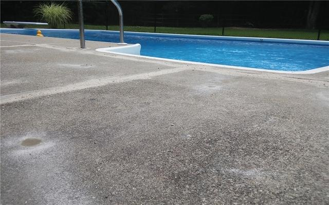 Sinking Concrete by Pool Entry is Fixed in Franklin Lakes, NJ